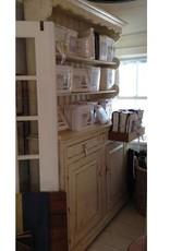 Eddy West Two Door Dresser - Cream Distressed