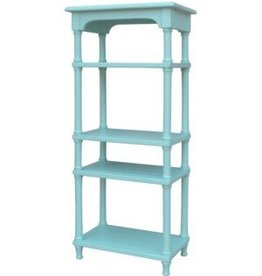 Trade Winds Island Display Shelf - White