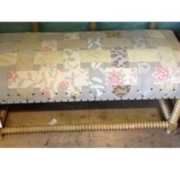 Guild Master Acorn Cottage Bench