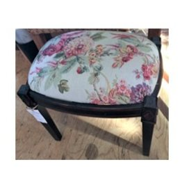 Bailey Stool - Floral