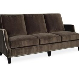 Lee Industries Lee Industries Sofa - Crypton Jumper Zinc