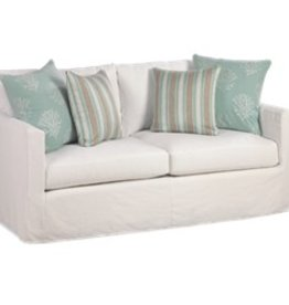 Four Seasons Reese Sofa - Maya Steel