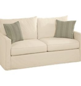 Four Seasons Jordan Sofa - Harris Pewter