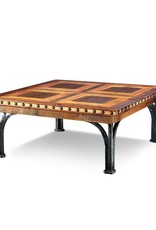 Western Heritage Ghostwood Square Cocktail Table