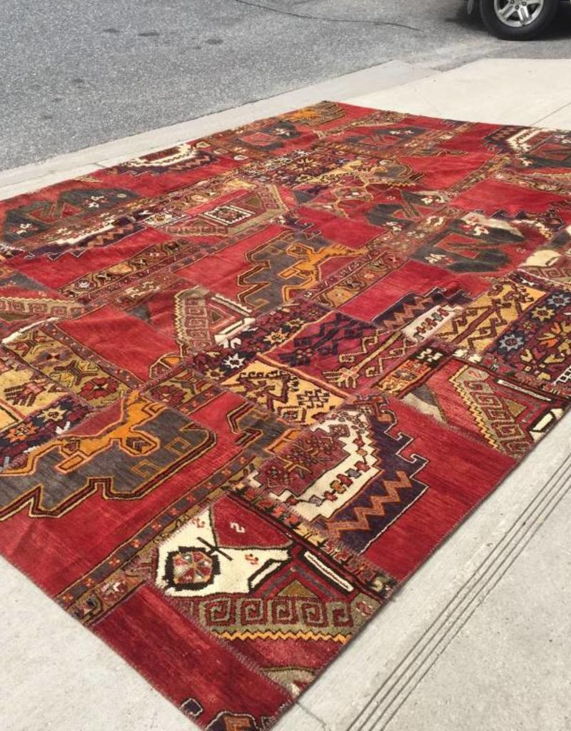 Togar Togar Wool Rug 10x14 Red