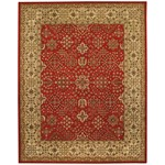 Kinsley 4x6 Red Ivory