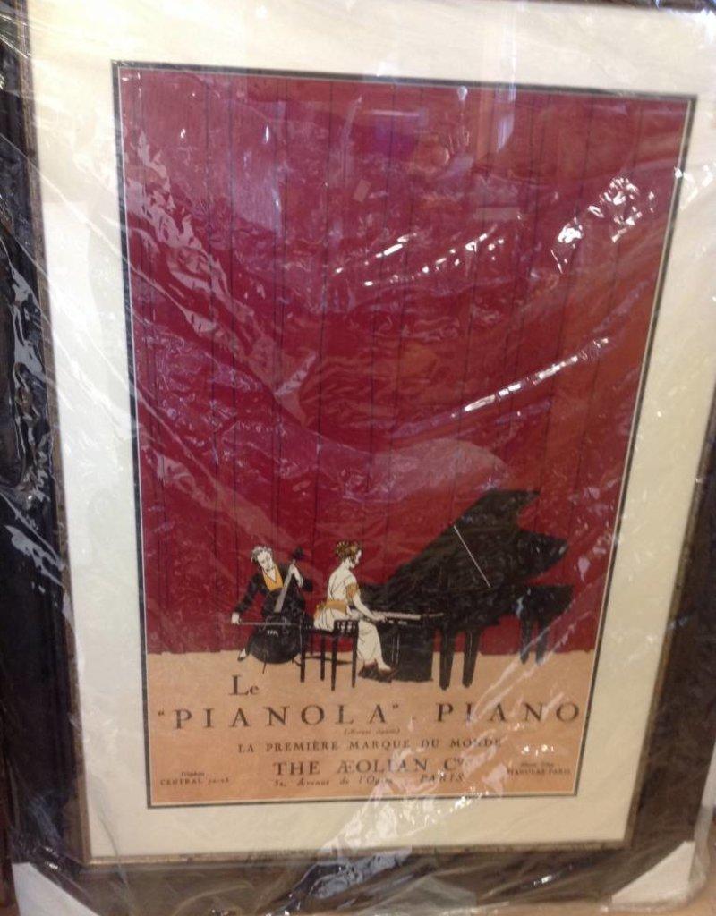 Paragon Le Pianola