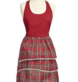 Harman Holiday Plaid Sweetie Apron