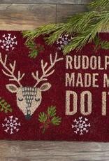 Harman Rudolph Made Me Coir Mat