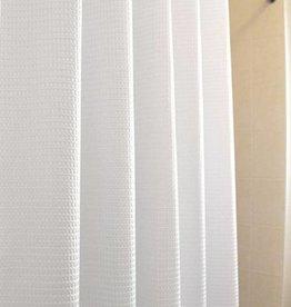 Harman Hotel Lux Shower Curtain - White