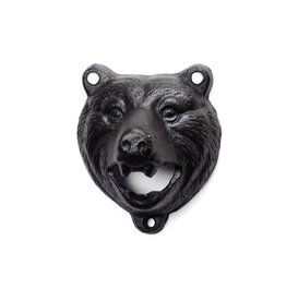 Abbott Growling Bear Wall Opener