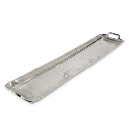 Abbott Large Rectangle Handle Tray, 8x40