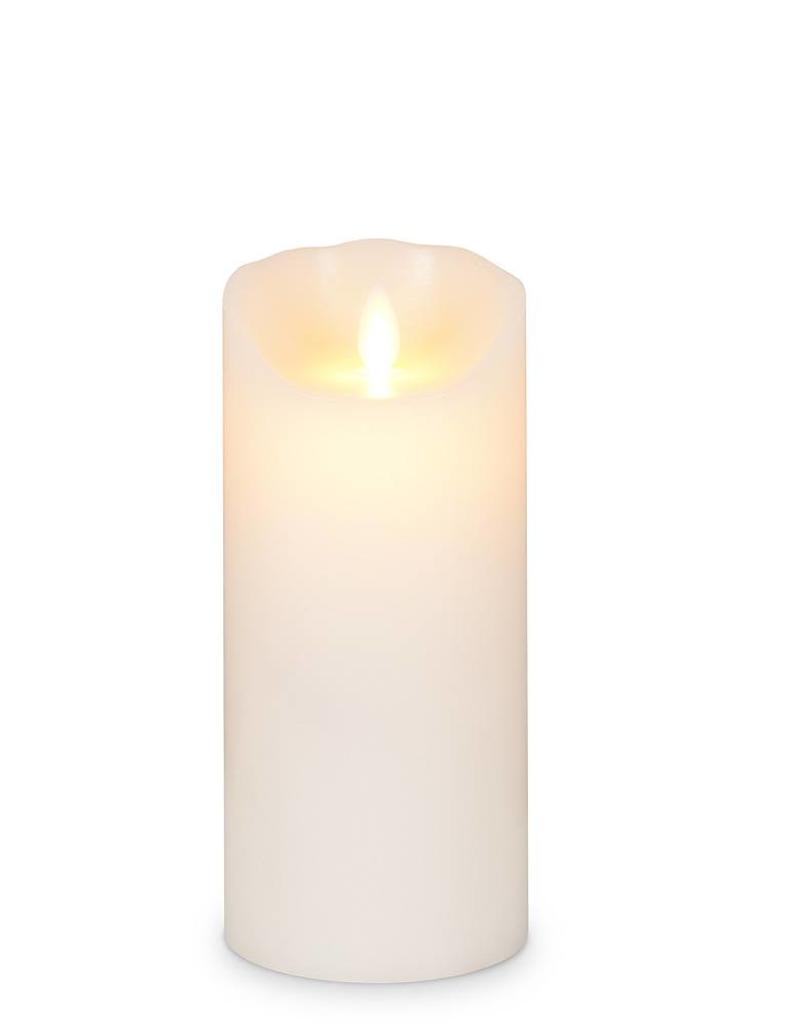 Abbott Realite Candle Ivory 3x7