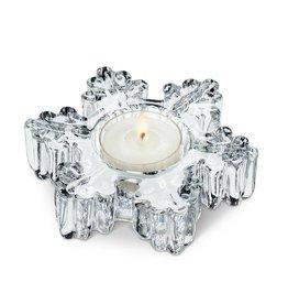 Abbott Thick Snowflake Tealight