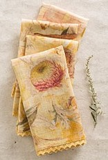 April Cornell Beckoning Bocas Linen Set of 4