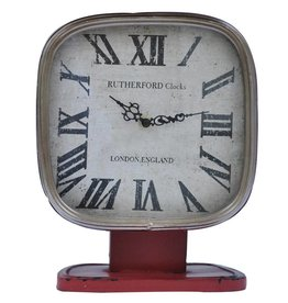 Crestview Short of Time Clock
