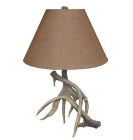 Crestview Resin Antler Table Lamp