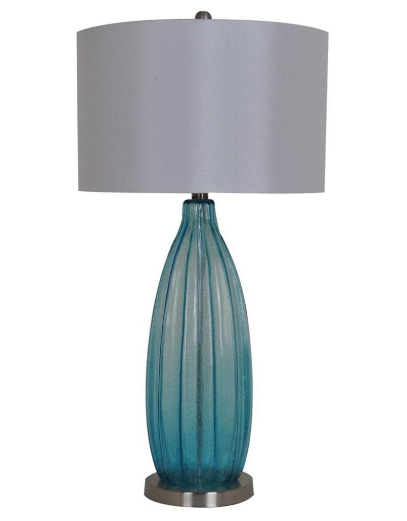 Crestview Sea Breeze Table Lamp