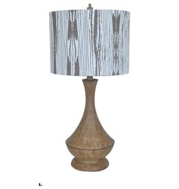 Crestview Wilinson Table Lamp