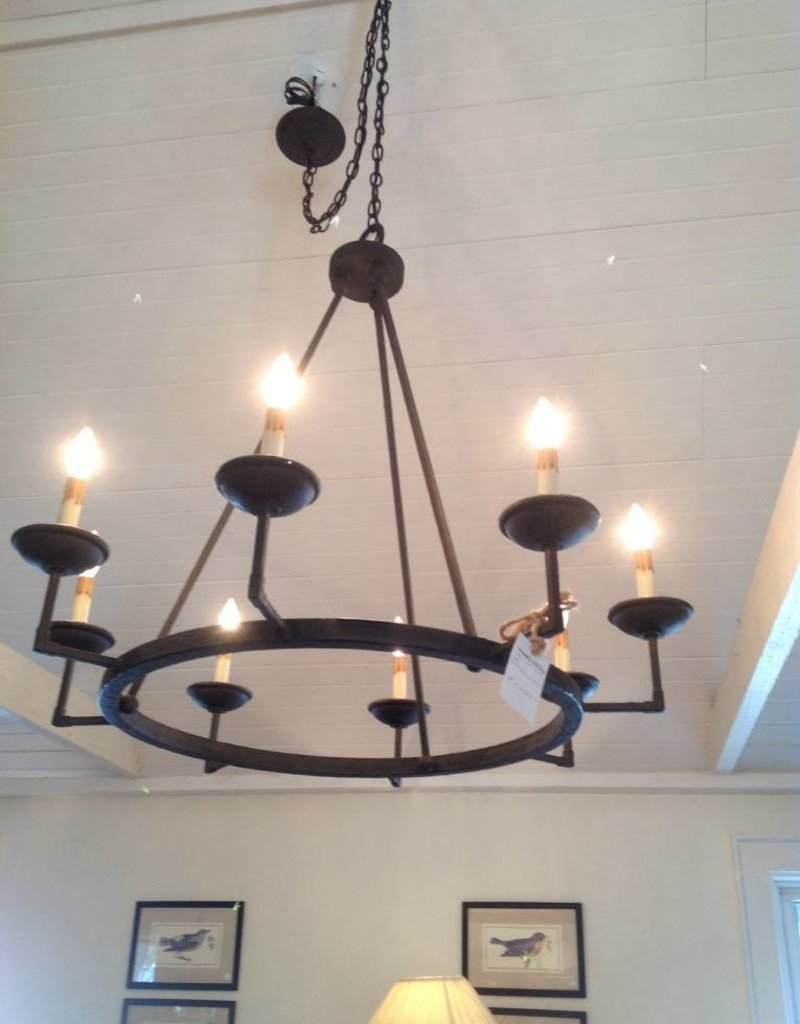 Currey & Co Currey and Company Ormewood Chandelier