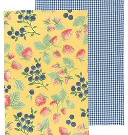 Danica Berry Patch Tea Towels, Set of 2