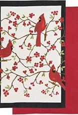 Danica Cardinals Tea Towels