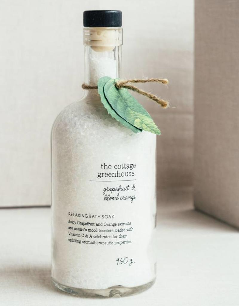 Margot Elena Grapefruit & Blood Orange Bath Soak
