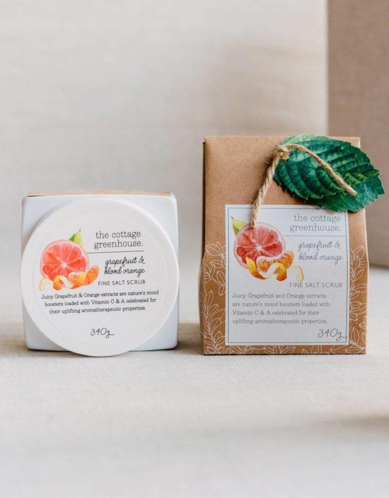 Margot Elena Grapefruit & Blood Orange Fine Salt Scrub