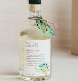Margot Elena Wild Ginger & Agave Bubble Bath
