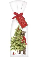 Mary Lake-Thompson Ltd Bear Tree Towel Set