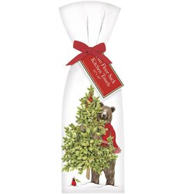 Mary Lake-Thompson Ltd Bear Tree Towel Set