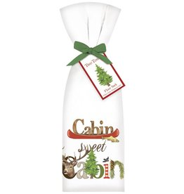 Mary Lake-Thompson Ltd Cabin Sweet Cabin Towel Set