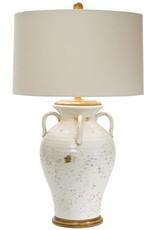 The Natural Light Olivaris Bianco Table Lamp