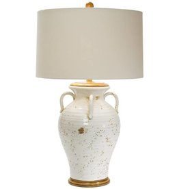 The Natural Light Olivaris Bianco Table Lamp