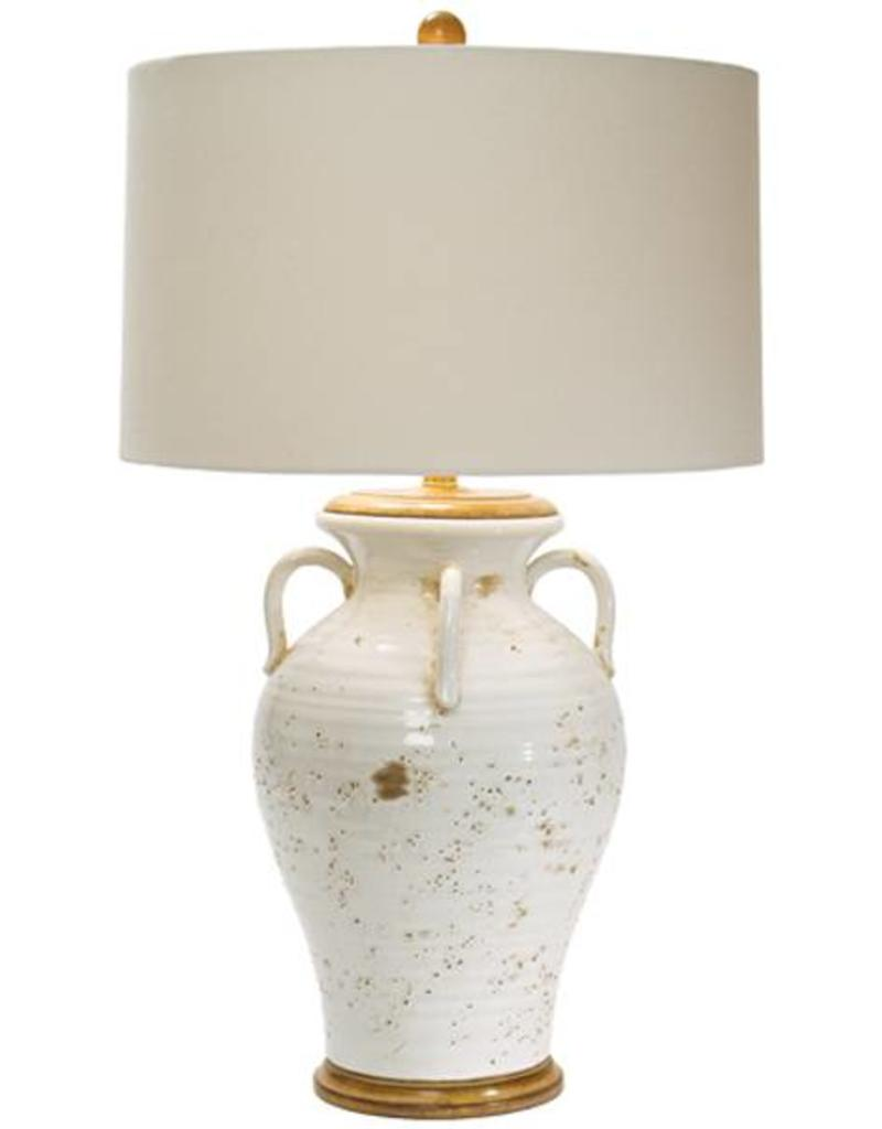 Natural Light Olivaris Bianco Table Lamp
