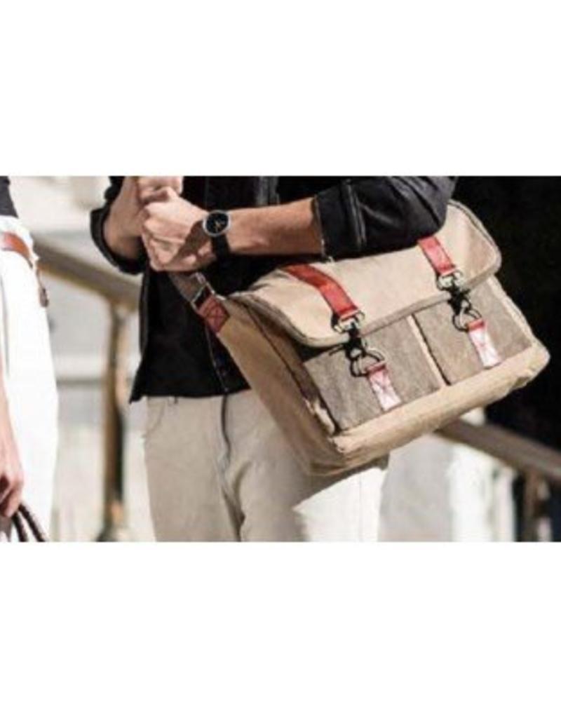 North American Country Home Aldergrove Cotton Bag