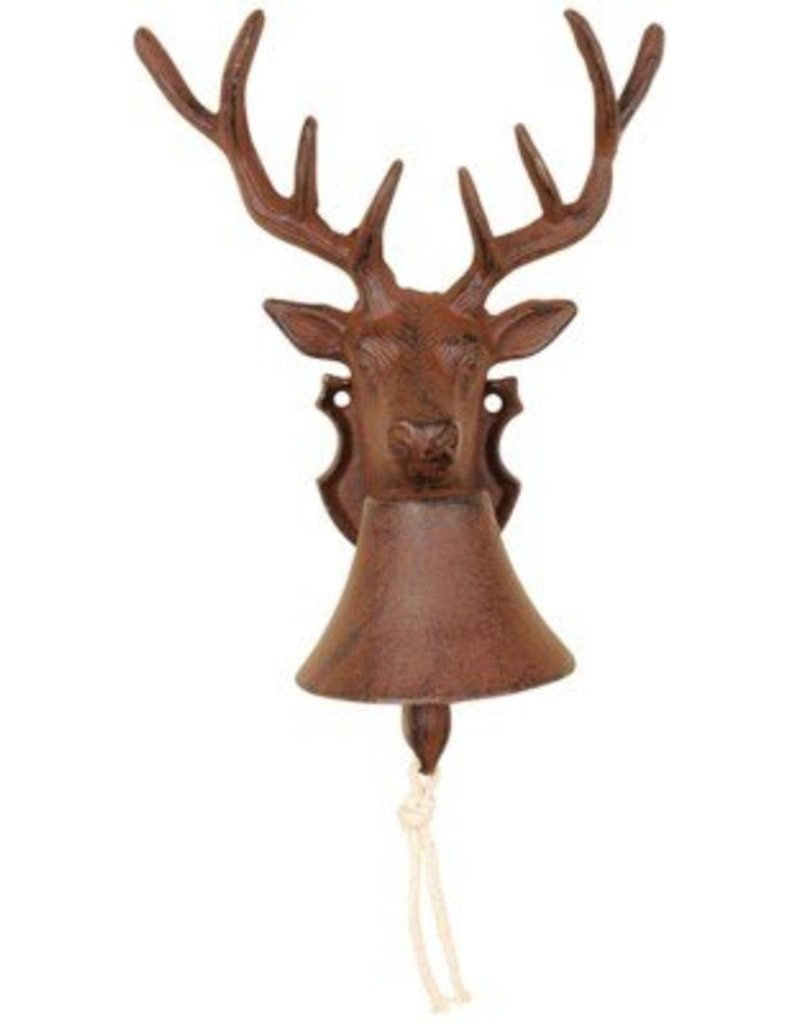 North American Country Home Deer Doorbell