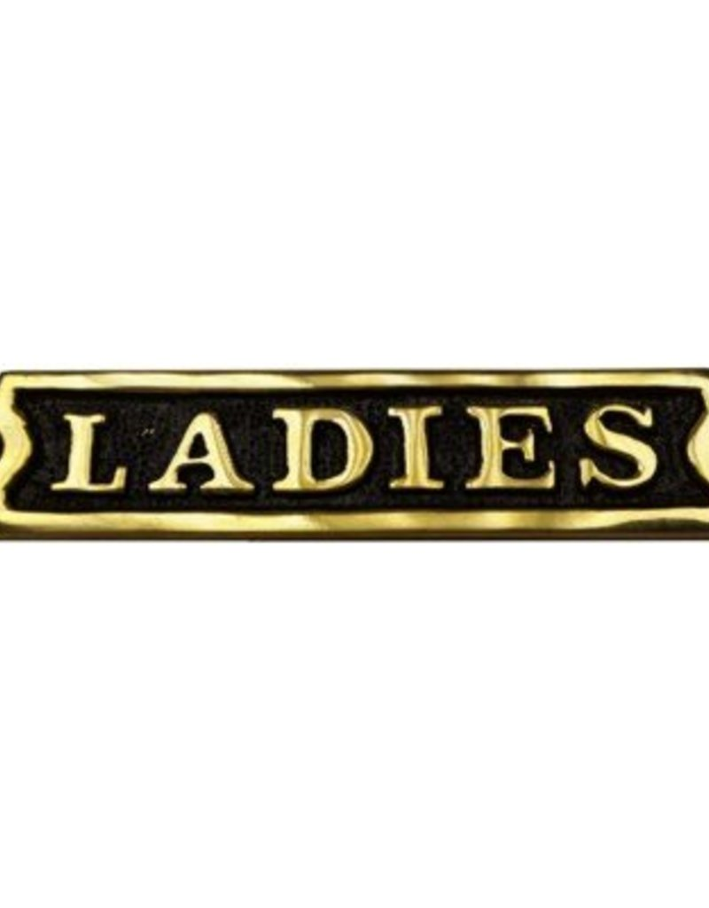 North American Country Home Ladies Sign