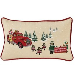 Park Design Bear Parade Pillow