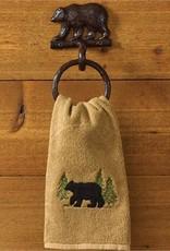 Park Design Bear Towel Ring Hook