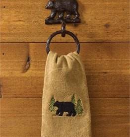 Park Design Bear Towel Ring Hook