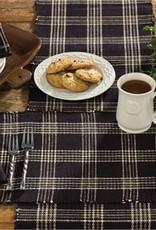 Park Design Black Coffee Placemat