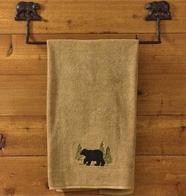 Park Design Cast Bear Towel Bar 24""
