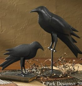 "Park Design Crow Iron 13"""