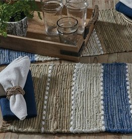 Park Design Denim Chindi Placemat