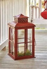 Park Design Large Red Lantern