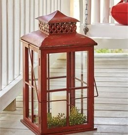 Park Design Large Red Lantern