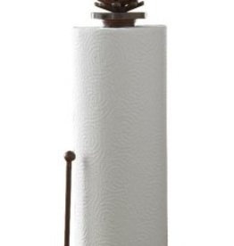 Park Design Pinecone Paper Towel Holder