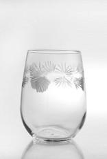 Rolf Glassware Icy Pine - Wine Tumbler (17 oz)