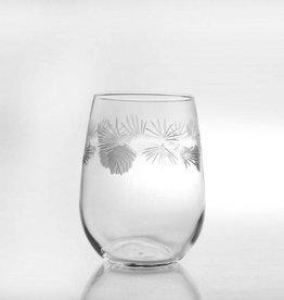 Rolf Glassware Icy Pine 15 oz. Wine Tumbler